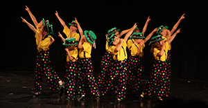 Child Dance Show - Family Events